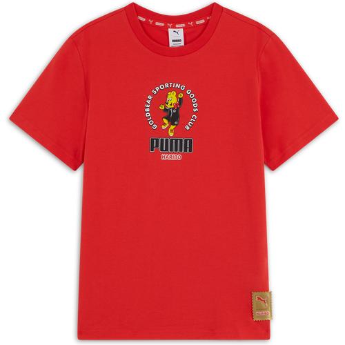 Haribo Graphic Tee Rouge/jaune - Puma - Modalova