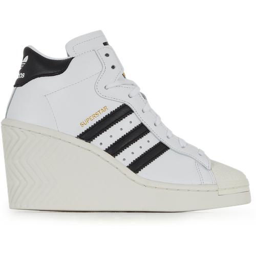 Superstar Ellure Blanc/noir - adidas Originals - Modalova