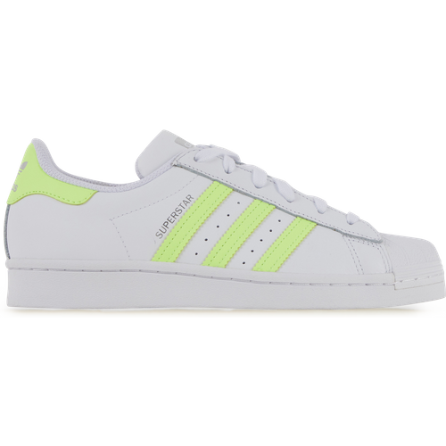 Superstar Blanc/jaune - adidas Originals - Modalova