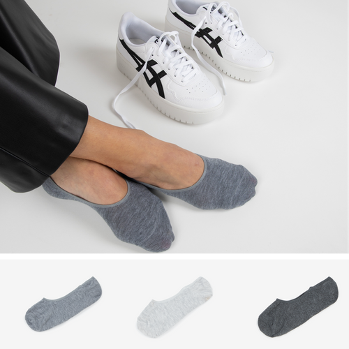 Pack Footies X3 35/38 Unisex - COURIR - Modalova