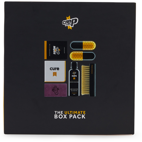 Ultimate Box Pack Of 4 Noir - Crep Protect - Modalova