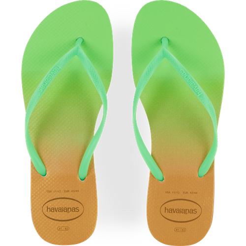 Slim Gratient Vert/orange - Havaianas - Modalova