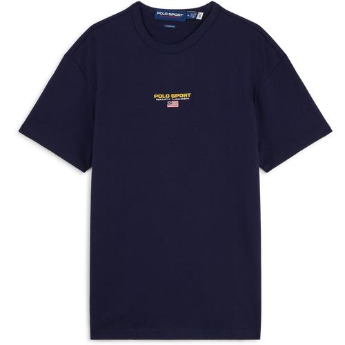 Tee Shirt Small Logo Bleu Marine - Polo Ralph Lauren - Modalova
