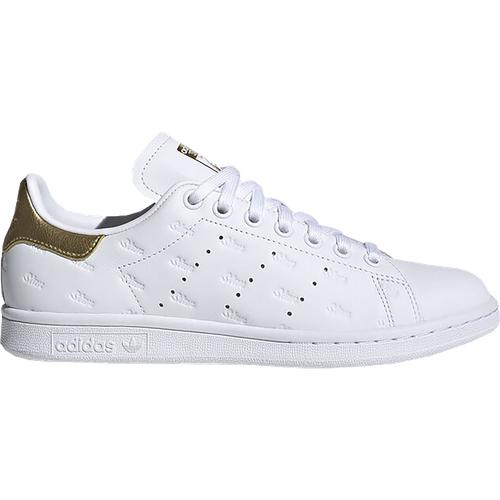 Stan Smith Embossed Blanc/or - adidas Originals - Modalova