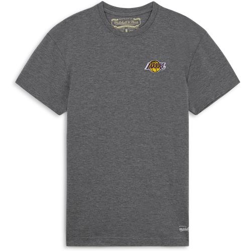 Tee Shirt Lakers Broderies - Mitchell & Ness - Modalova