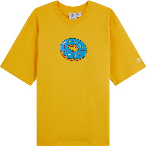 Tee Shirt Simpsons Donuts / - adidas Originals - Modalova