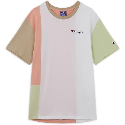 Tee Shirt Colorblock Bl // - Champion - Modalova