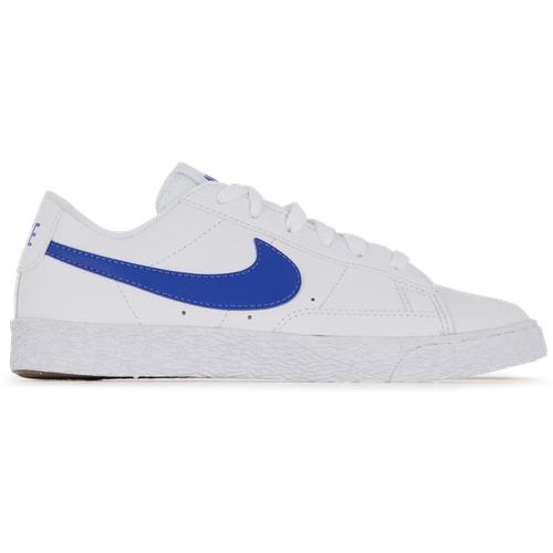 Blazer Low Blanc/bleu - Bébé  - Nike - Modalova