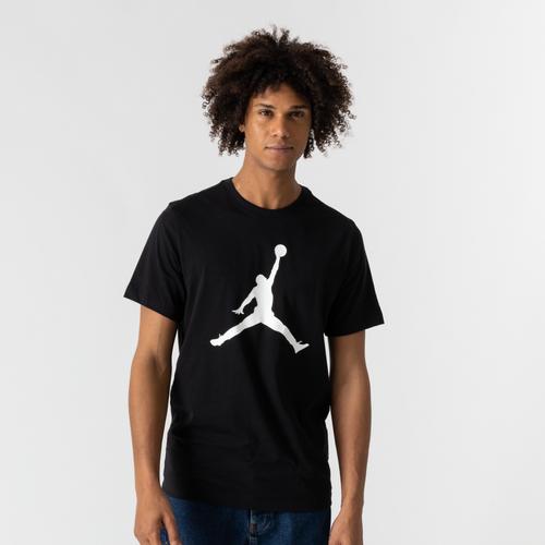 Tee Shirt Big Jumpman Noir/blanc - Jordan - Modalova