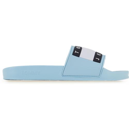 Flag Pool Slide Bleu Ciel - Tommy Jeans - Modalova