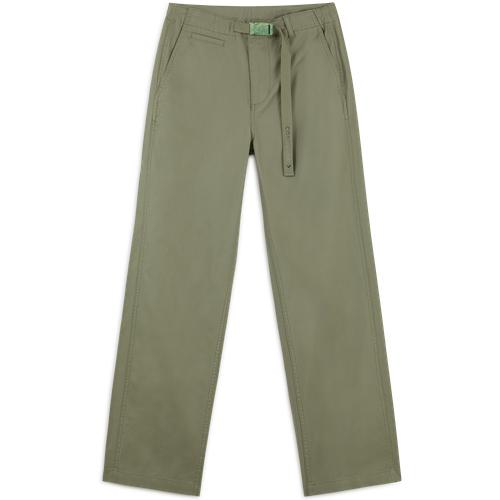 Pantalon Wide Leg Wvn Kaki - Converse - Modalova