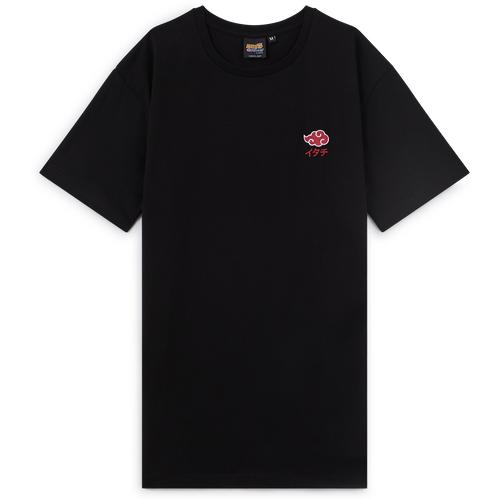 Tee Shirt Akatsuki Noir - Naruto - Modalova