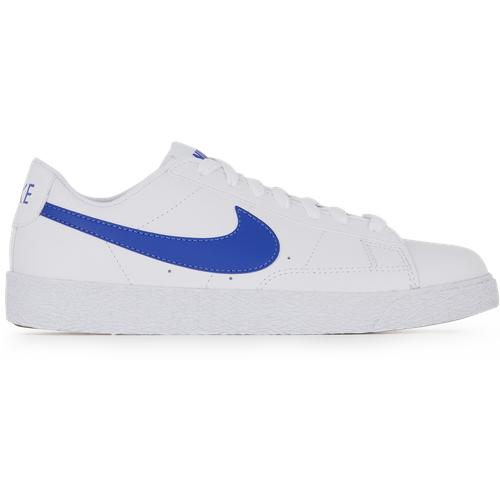 Blazer Low Blanc/bleu - Nike - Modalova