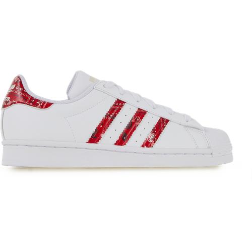 Superstar Paisley Blanc/rouge - adidas Originals - Modalova