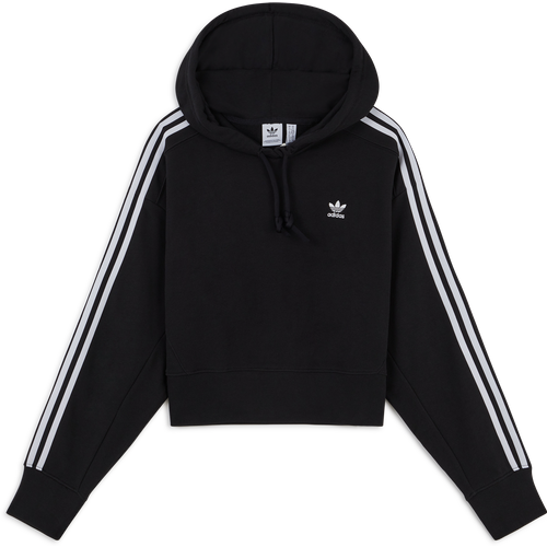 Hoodie Court Stripes Noir/blanc - adidas Originals - Modalova