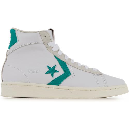 Pro Leather Blanc/vert - Converse - Modalova