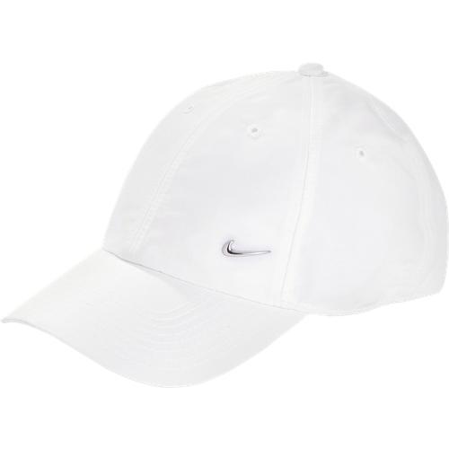 Casquette Metal Swoosh Blanc - Nike - Modalova