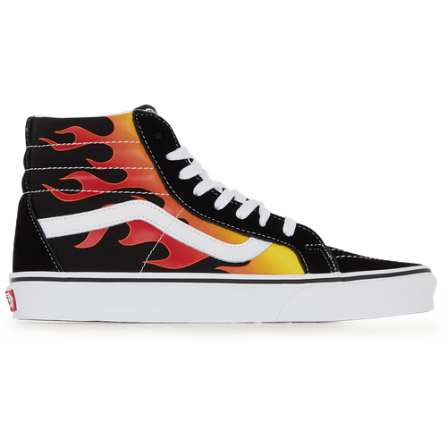 Sk8-hi Flames Noir/orange - Vans - Modalova