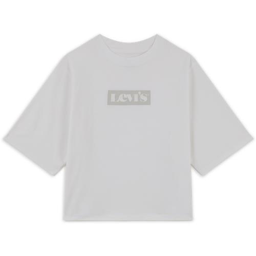 Tee Shirt Box New Logo Blanc - Levis - Modalova
