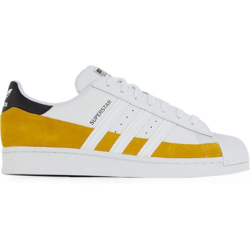 Superstar Bicolor Blanc/jaune - adidas Originals - Modalova