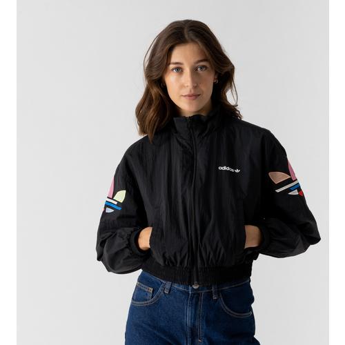 Jacket Tracktop Adicolor Bold Noir - adidas Originals - Modalova