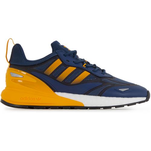 Zx 2k Boost 2.0 Gris/orange - adidas Originals - Modalova