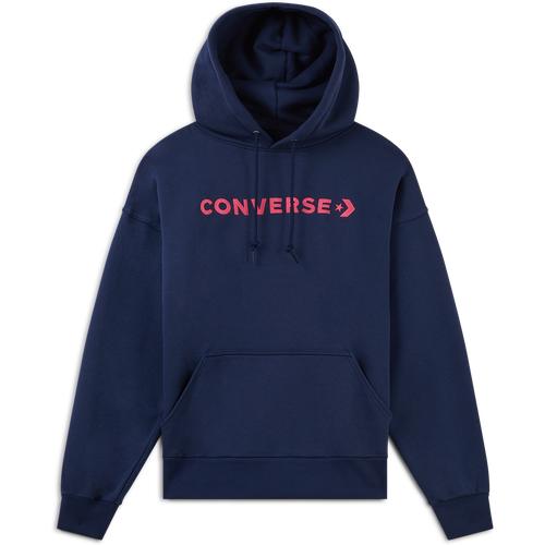 Hoodie Embroided Wordmark / - Converse - Modalova