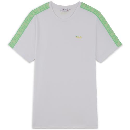 Tee Shirt Gaston Taped // - Fila - Modalova