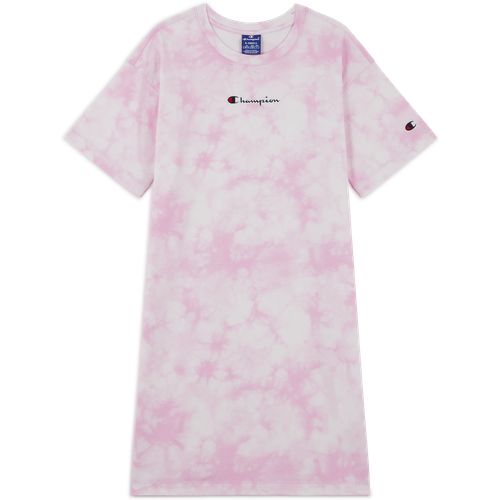 Robe Tie Dye Rose/blanc - Champion - Modalova