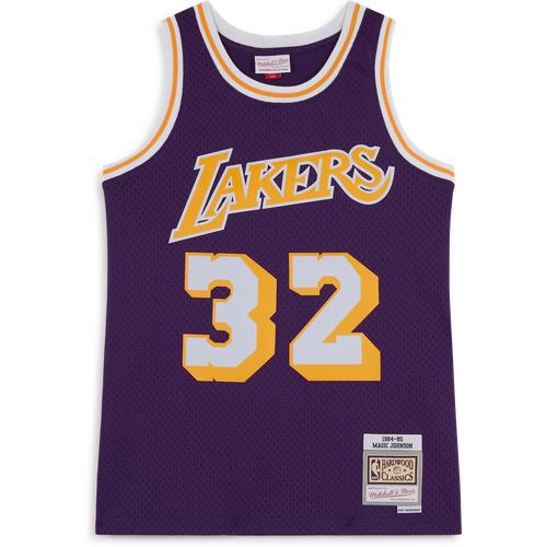 Debardeur Tank Lakers Violet/jaune - Mitchell & Ness - Modalova