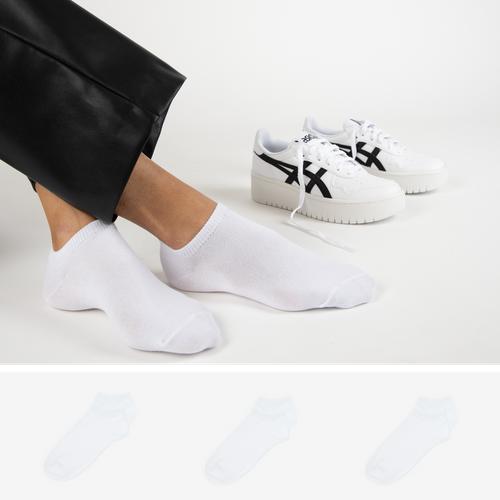 Pack Chaussettes Invisibles X3 31/34 Unisex - COURIR - Modalova