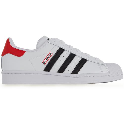 Superstar Run Dmc Blanc/rouge - adidas Originals - Modalova
