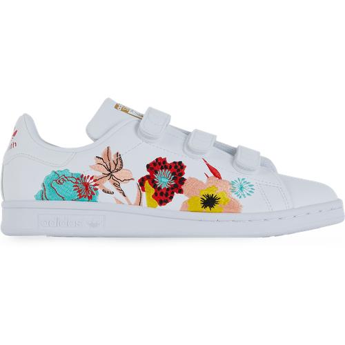 Stan Smith Cf Primegreen Flower Embroide // - adidas Originals - Modalova