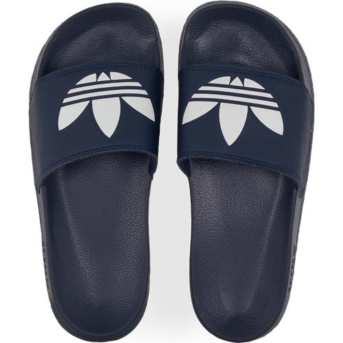 Adilette Lite Marine/blanc - adidas Originals - Modalova