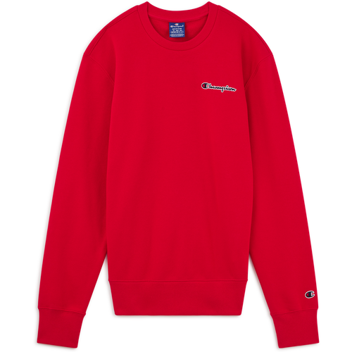 Sweat Crewneck Small Logo Rouge - Champion - Modalova