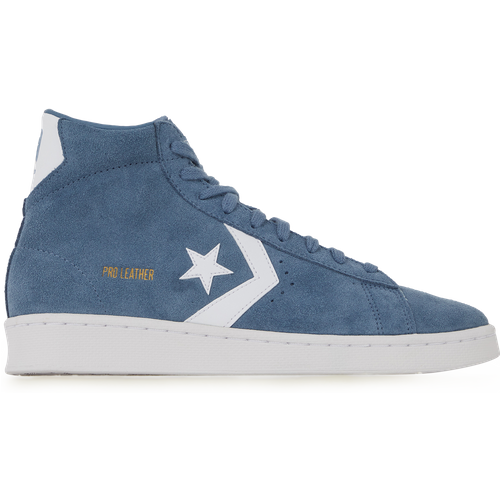 Pro Leather Hi Suede Bleu/blanc - Converse - Modalova