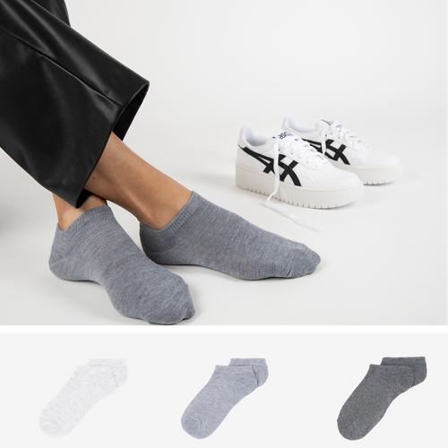 Pack Chaussettes Invisibles X3 35/38 Unisex - COURIR - Modalova