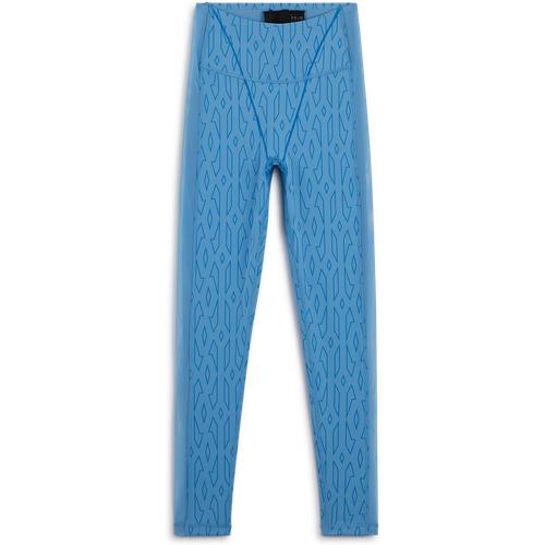 Legging Mngm Ivy Park Bleu - adidas Originals - Modalova