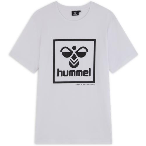 Tee Shirt Isam Blanc - Hummel - Modalova