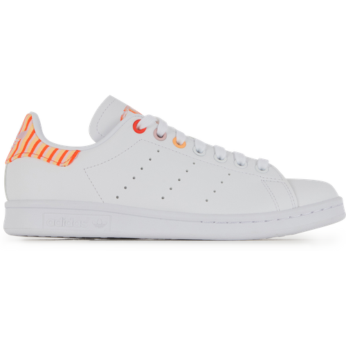 Stan Smith Blanc/orange - adidas Originals - Modalova