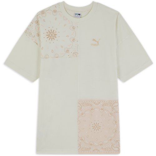 Tee Shirt Paisley Patchwork / - Puma - Modalova