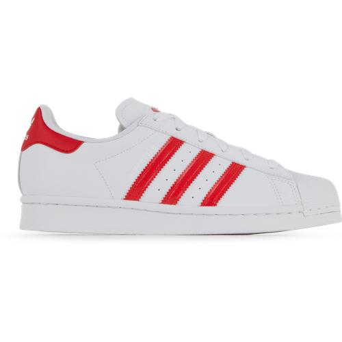 Superstar Valentine Blanc/rouge - adidas Originals - Modalova