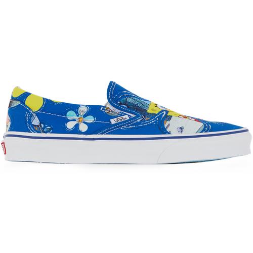 Slip-on Sponge Bob Bleu/jaune - Vans - Modalova