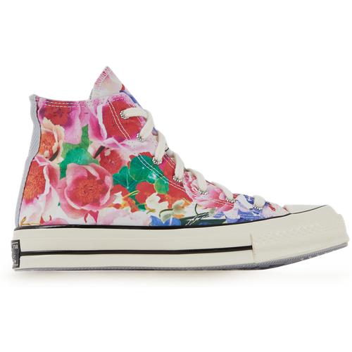 Ctas Hi 70's Floral Multicolore - Converse - Modalova