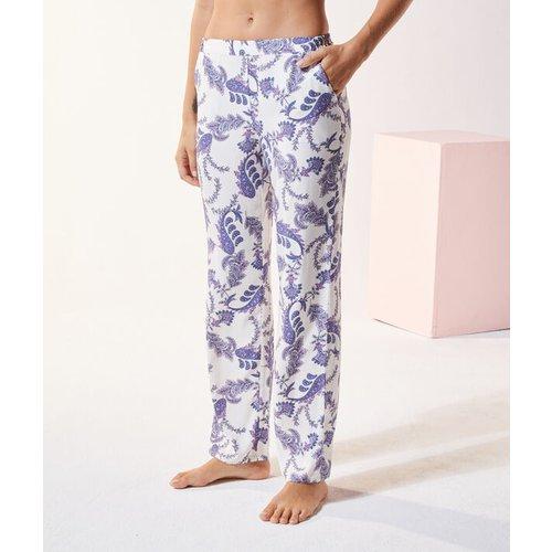 Pantalon de pyjama imprimé - DAENA - XL -  - Etam - Modalova