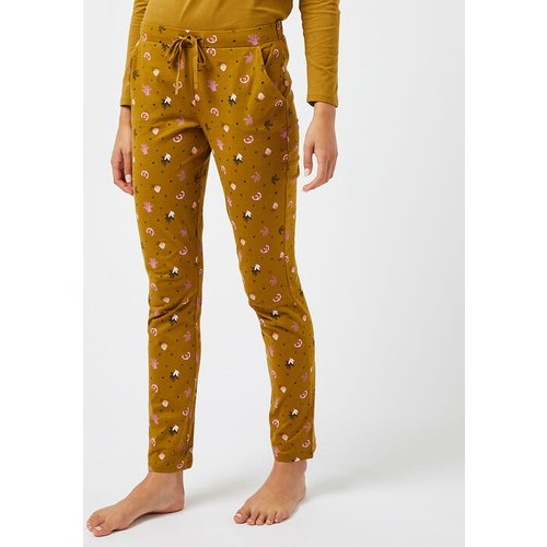 Pantalon imprimé - NUTS - XS -  - Etam - Modalova