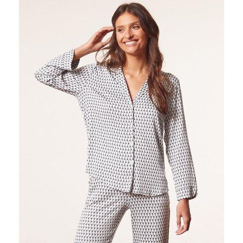 Chemise de pyjama imprimée - Circle - L - - Etam - Modalova