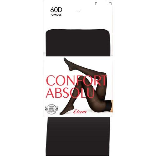 Collant semi-opaque confort absolu ceinture ajustable - 60d - Absolu - M -  - Etam - Modalova
