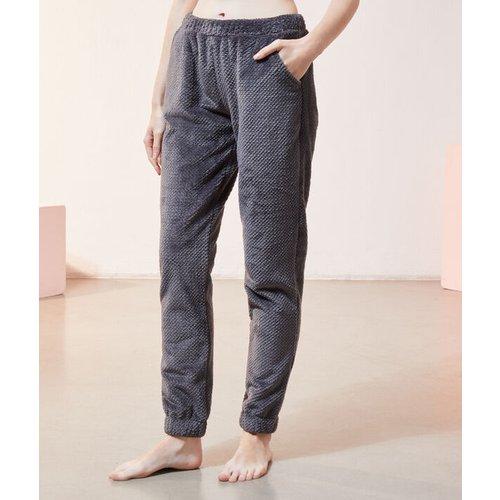 Pantalon polaire homewear - OXFORD - L -  - Etam - Modalova