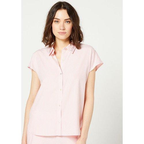 Chemise de pyjama à rayures - PEAKY - L -  - Etam - Modalova